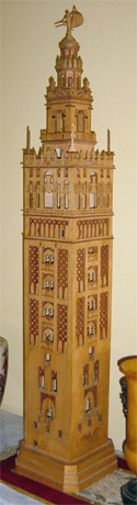 Ejemplos De Calado Catedral De Mil 225 N Cajas Relojes